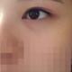 有了美瞳线跟没有美瞳线差别真的好大。现在正在掉痂好痒,但是纹绣师反复交代不能去挠。我只有一次次的忍住...