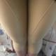 今天换了S码的塑腿裤了,推荐仙女们,裤子穿松了一定换小一码,我从最开始的L换了M,现在穿S了。医生说要2...
