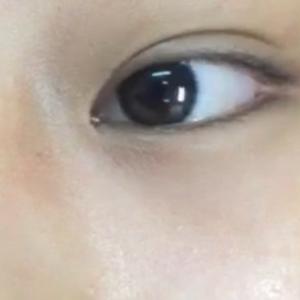 美瞳线日记本