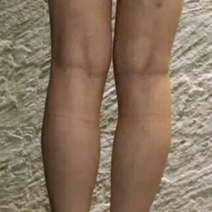 终于拥有细长直的腿了,很早之前就自己