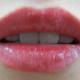 全部掉痂完成。颜色变化是由之前的自然唇色到刚做完的大红色再到现在的粉嫩色,这个颜色我很喜欢,看...
