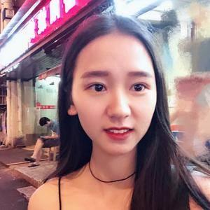 王婷的双眼皮分享