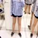 形容一个人腿瘦会说什么?小鸟腿、筷子腿还是漫画腿?很多模特就是那种大长直细腿,身高在那羡慕不来~矮个子的女生如何拍出长直...